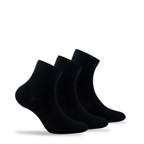 Lot de 3 paires de chaussettes tiges courtes