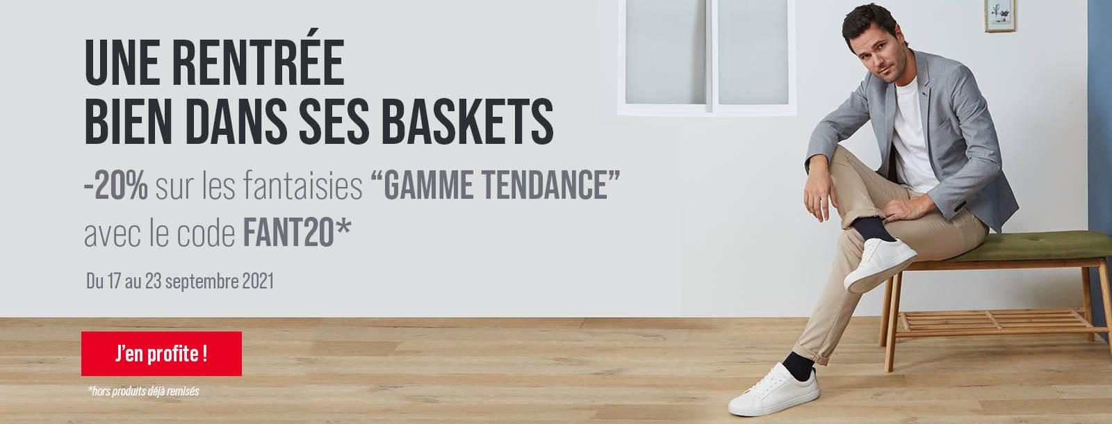 Gamme Tendance